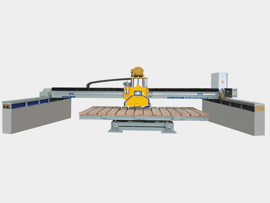 红外线全自动桥式切割机(导柱式)