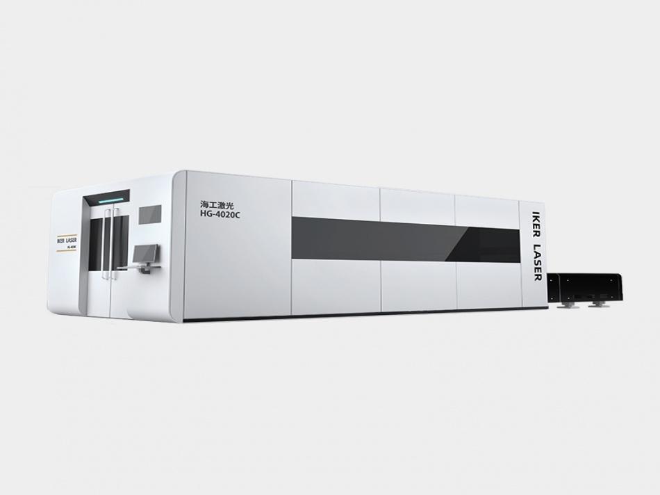 大功率光纤激光切割机